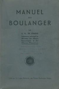 Manuel du Boulanger