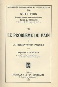 Le Problème du Pain - Tome II -