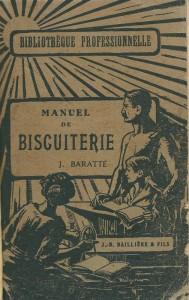 Manuel de biscuiterie