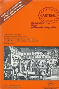 Au service de la pâtisserie de qualité