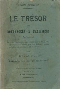 Le trésor des boulangers & pâtissiers