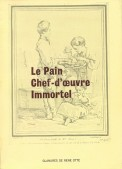 Le pain chef-d'oeuvre immortel