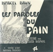 Les paroles du pain