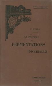 La pratique des fermentations industrielles