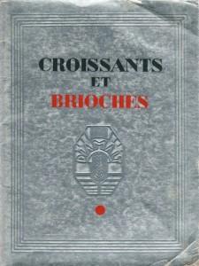 Croissants et brioches
