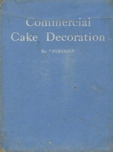 Commercial cake decoration