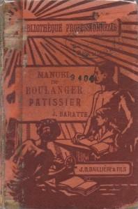 Manuel du boulanger-pâtissier