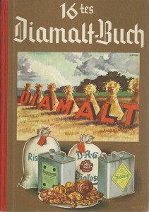 Diamalt Buch - 16