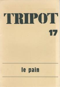 Tripot 17. - Le pain