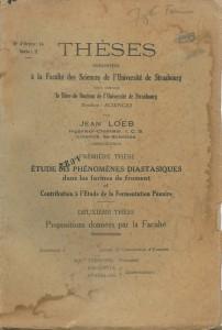 Étude des phénomènes diastasiques dans les farines de froment et contribution à l'étude de la fermentation panaire