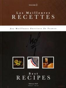 Les meilleures recettes des meilleurs ouvriers de France Vol. 2