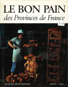 Le bon pain des provinces de France