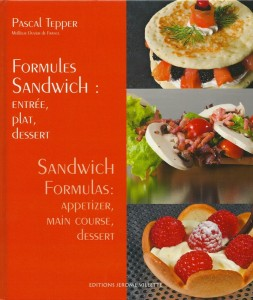 Formules sandwich : entrée, plat, dessert