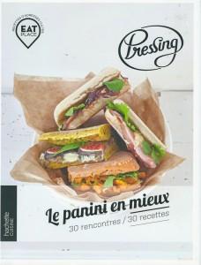Pressing : Le panini en mieux